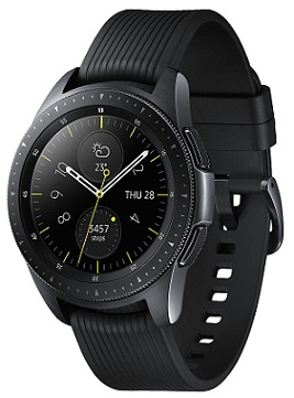 Умные часы Samsung Galaxy Watch 42mm Midnight Black (SM-R810) СТБ.