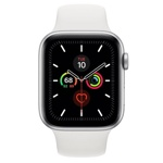Смарт-часы Apple Watch Series 5 40mm Aluminum Silver (MWV62).