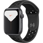 Смарт-часы Apple Watch Nike Series 5 44mm Aluminum Space Gray (MX3W2).