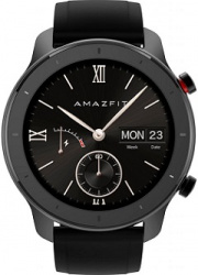 Умные часы Amazfit GTR 42mm Starry Black - фото2