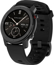 Умные часы Amazfit GTR 42mm Starry Black - фото