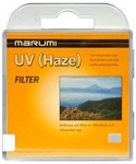Светофильтр Marumi UV (Haze) 52mm. - фото