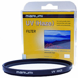 Светофильтр Marumi UV (Haze) 52mm.